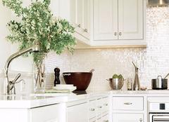 掌握这些厨房瓷砖选购小诀窍 厨房无油更清新