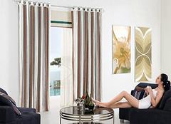 现代窗帘搭配四大技巧 让家居充满时尚感