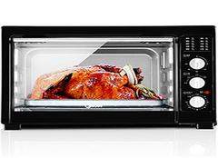 电烤箱清洁小诀窍  烤箱不留污