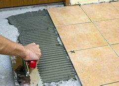 揭秘瓷砖粘合剂危害 甲醛该如何避免