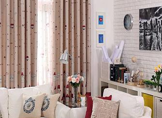 家庭窗帘颜色选择禁忌 这些都留意过吗