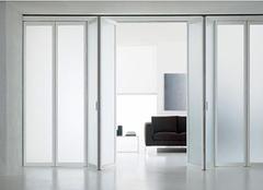 折叠门选购小诀窍 生活品质看得见