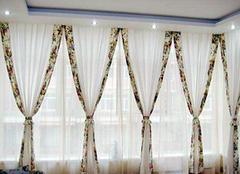 窗帘纱材质分析及选购小知识