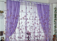 窗帘纱的作用及种类介绍 爱美者必选