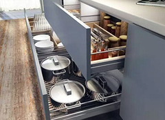 橱柜内部设计三大要点 让厨房发挥最大价值