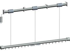 电动窗帘轨道安装步骤及价格参考