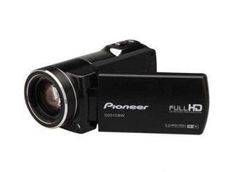 家用摄像机小能手  先锋D0510BW摄像机评测