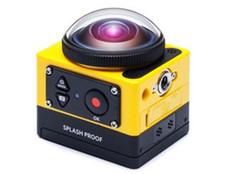 柯达PIXPRO SP360摄像机 给世界一个新选择