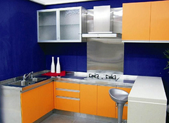 彩色不锈钢橱柜清洁与保养篇 好东西要呵护