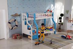 如何选择符合宝宝的儿童床颜色 孩子们更喜欢