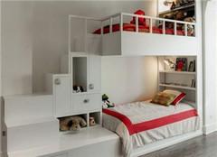 挑选儿童床注意实用性 给孩子一个快乐童年