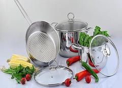 不锈钢厨具选购小诀窍  厨具就是要耐用
