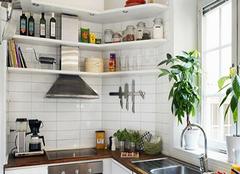 厨房置物架安装小奥秘  厨房也能玩收纳