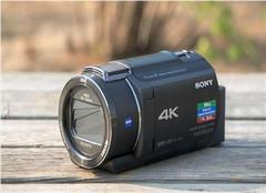 2017最流行的4K摄像机  索尼FDR AX40摄像机评测