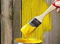 木器漆施工准备工作与上色方法