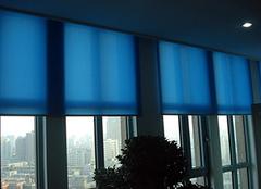 办公室窗帘种类 各显神通