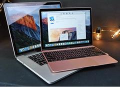 苹果笔记本电脑的优点 颜值更高