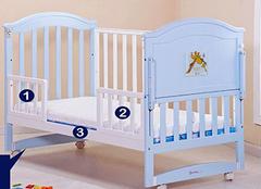 婴儿床分类介绍 你准备为孩子挑哪款?