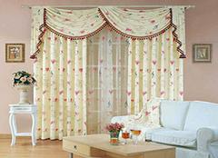 不同窗帘清洗保养方法
