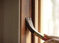 木器漆的施工诀窍 让你漆出完美家具