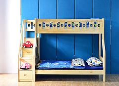 购买儿童床注意事项 以孩子年龄为首选