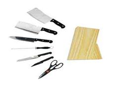 刀具选购小诀窍 让烹饪更流畅