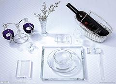 玻璃餐具选购小诀窍 吃出放心餐