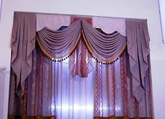 客厅选什么颜色的窗帘好 给你参照物