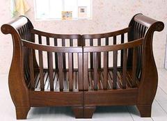 中式婴儿床VS欧式婴儿床 到底哪个强?