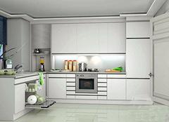 智能德贝厨柜 让你爱上在厨房做饭