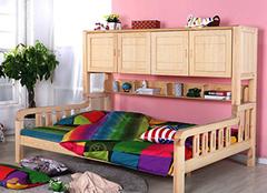 实木儿童床选购标准 爱孩子就得看