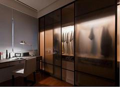 衣柜玻璃门优势解析 让你选购更放心
