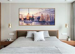 卧室装饰画如何摆放 都有哪些搭配风格