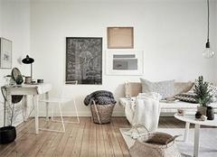 换了这几样家具 让你的家瞬间变成北欧风