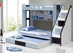 儿童床选购实用技巧 分分钟还孩子好睡眠