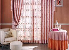 窗帘布艺品牌十大排名 品质决定质量