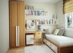 小户型之小卧室大生活 卧室五装修要点