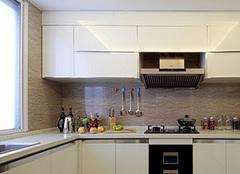 厨柜台面保养小诀窍 助你清洁不费力
