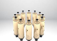 三款中式吊灯 让传统韵味走进家居