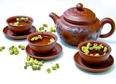 紫砂壶清洗小诀窍 让茶味更芬芳