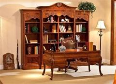 如何区分欧式实木家具和欧式仿木家具