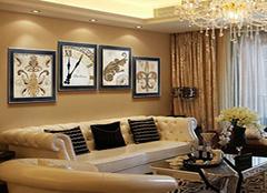 简欧装饰画风格挑选 让你的家从里到外欧风满满