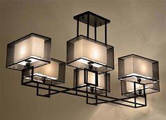中式吊灯安装高度及选购注意事项