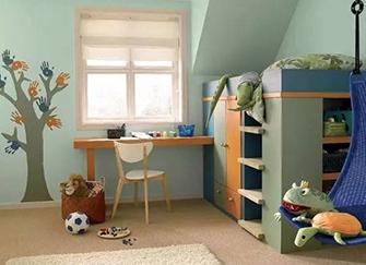 这样打造儿童房 让家长更放心
