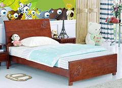 橡木儿童床优缺点分析 给宝宝更多关怀