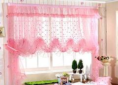 客厅窗帘装饰效果 让你家更高大上