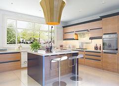 整体厨房材料优缺解析  助你打造更实用的厨房