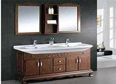 实木浴室柜优缺点 小编来告诉你