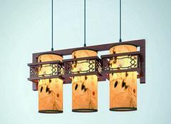 中式吊灯选购三秘诀 一般人都不知道
