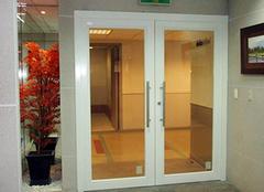 防火玻璃门种类解析 带你了解玻璃的魅力